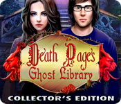 Death Pages: Ghost Library