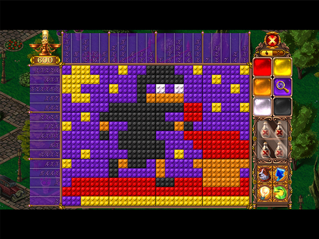 Detective Agency Mosaics 2 - Screenshot