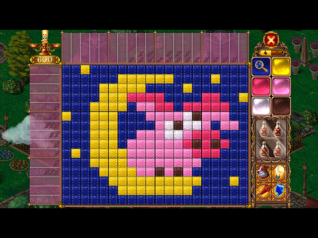Detective Agency Mosaics - Screenshot