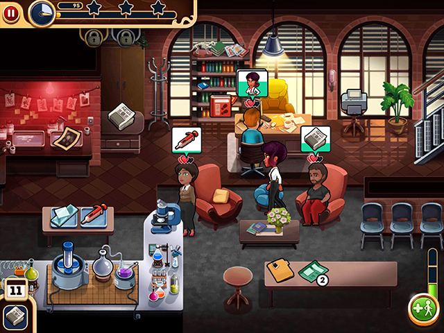 Detective Jackie: Mystic Case Collector's Edition - Screenshot