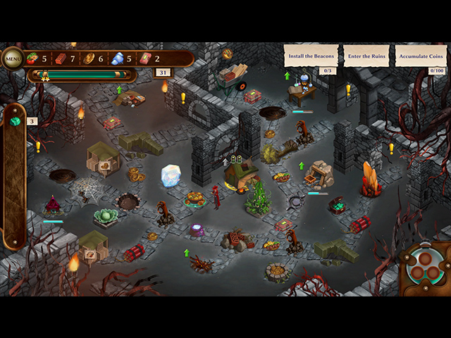 Detective Olivia: The Cult of Whisperers - Screenshot