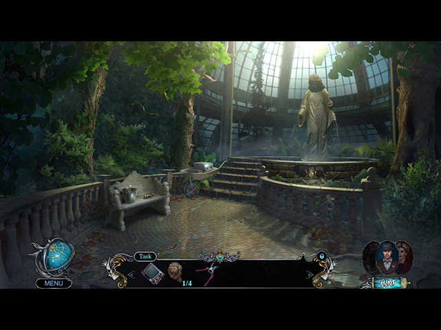 Detectives United II: The Darkest Shrine - Screenshot
