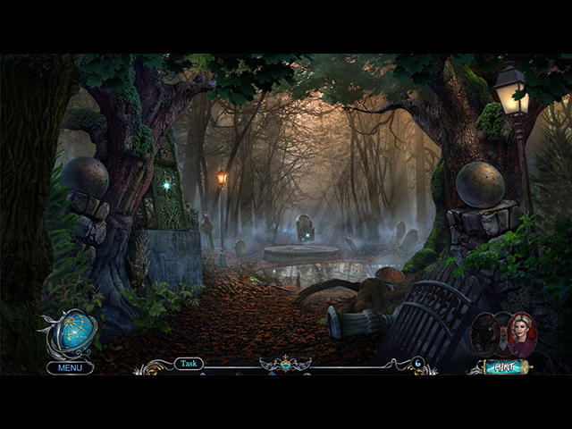 Detectives United III: Timeless Voyage - Screenshot