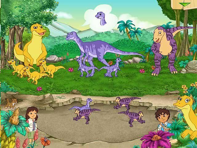 Video for Diego Dinosaur Rescue