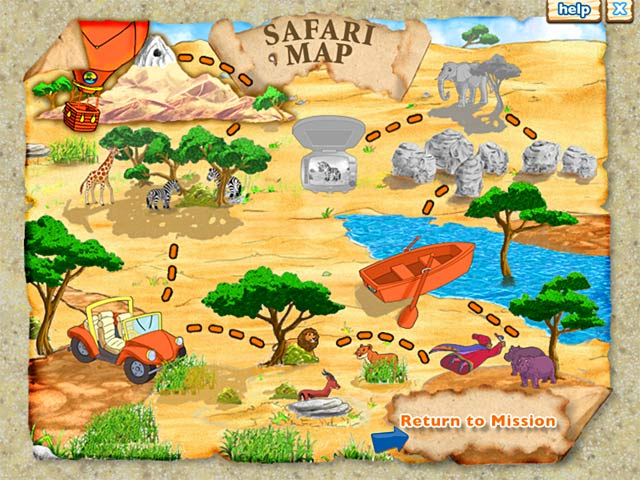 Video for Diego`s Safari Adventure