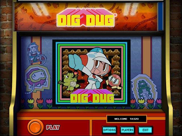 Namco dig dug download for mac os