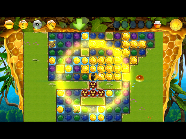 Dig The Ground 5 - Screenshot