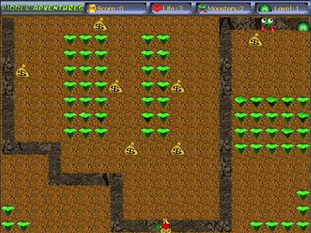 Game Digger