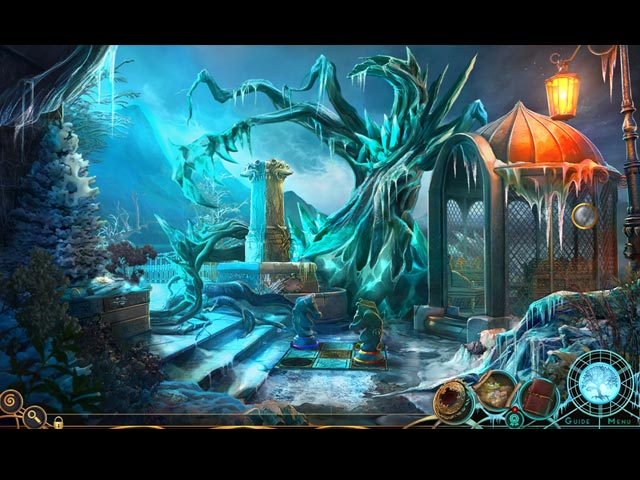 Donna Brave And the Deathly Tree Collectors Edition iPad iPhone