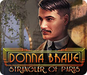 Donna Brave: And the Strangler of Paris (Collector's Edition)