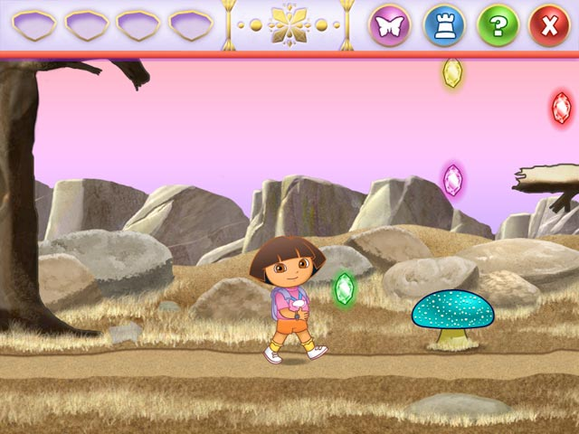 Video for Dora Saves the Crystal Kingdom