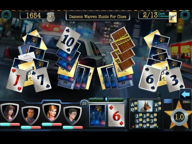 Double clue solitaire stories ipad iphone android for Big fish solitaire games