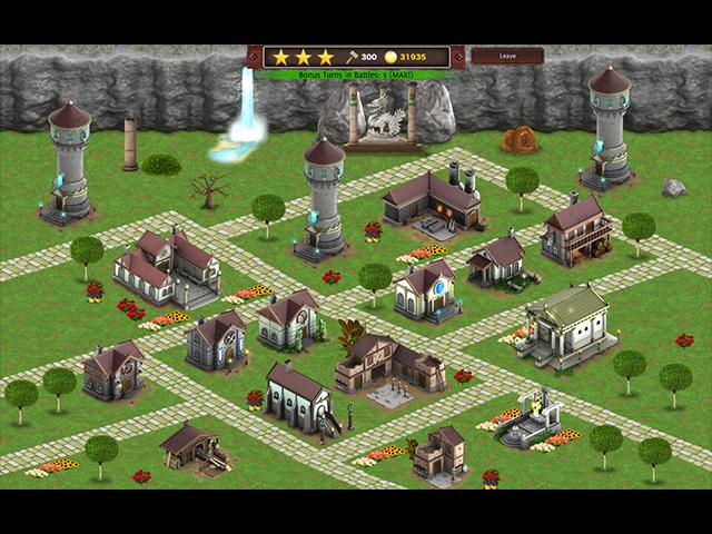 DragonScales 7: A Heart of Dark Flames - Screenshot