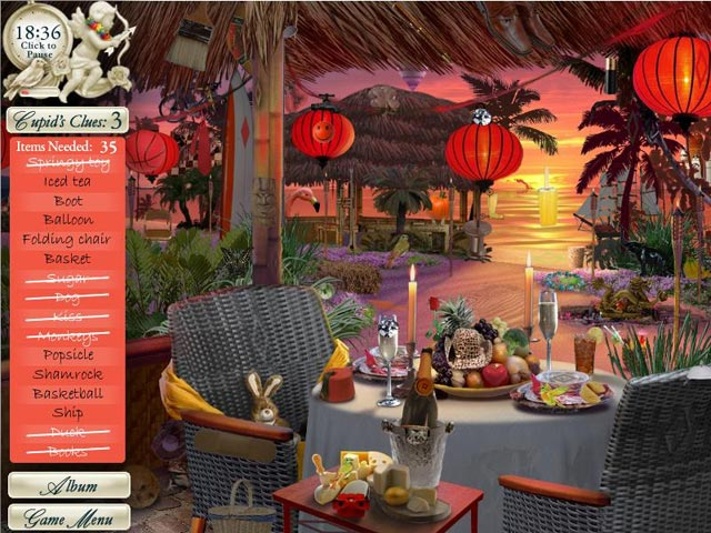 dream day wedding honeymoon free download