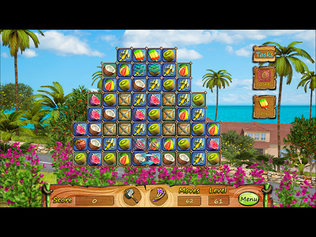 Dream Fruit Farm: Paradise Island - Screenshot