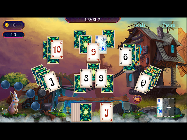 Dreams Keeper Solitaire - Screenshot 1