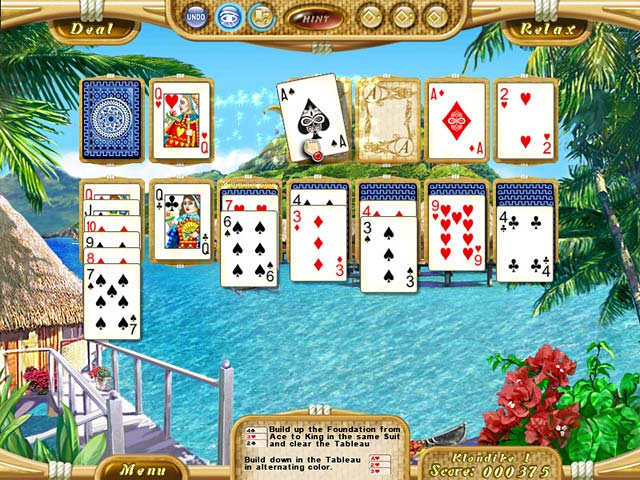 Video for Dream Vacation Solitaire