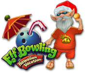 ELF BOWLING: HAWAIIAN VACATION SCREENSHOTS