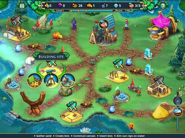 Elven Legend 5: The Fateful Tournament > iPad, iPhone, Android, Mac