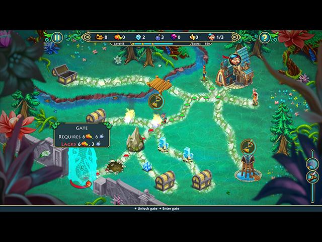 Elven Legend 8: The Wicked Gears - Screenshot