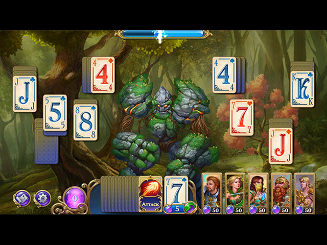 Emerland Solitaire 2 Collector's Edition - Screenshot