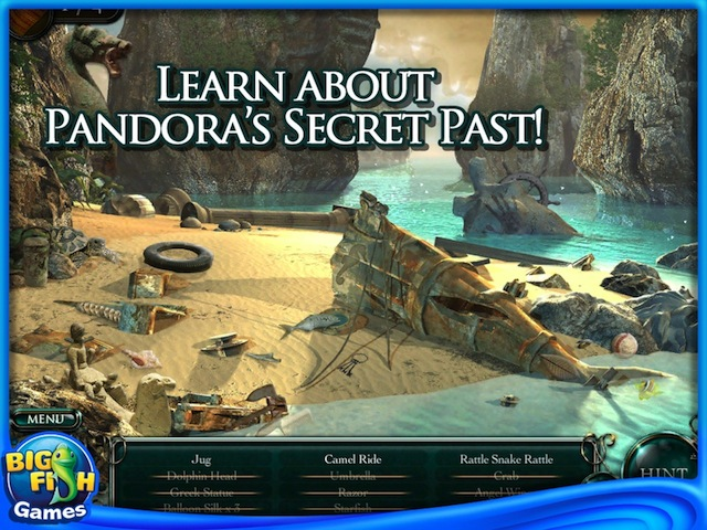 Screenshot for Empress of the Deep 2: Song of the Blue Whale Collector's Edition