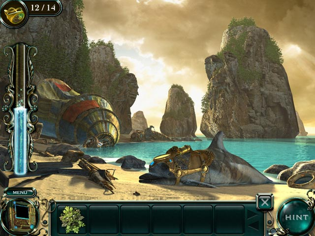 Video for Empress of the Deep 2: Song of the Blue Whale Collector's Edition