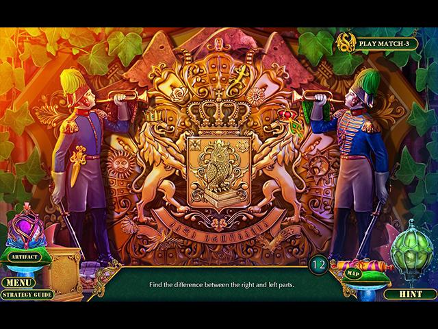 Enchanted Kingdom: Arcadian Backwoods Collector's Edition - Screenshot