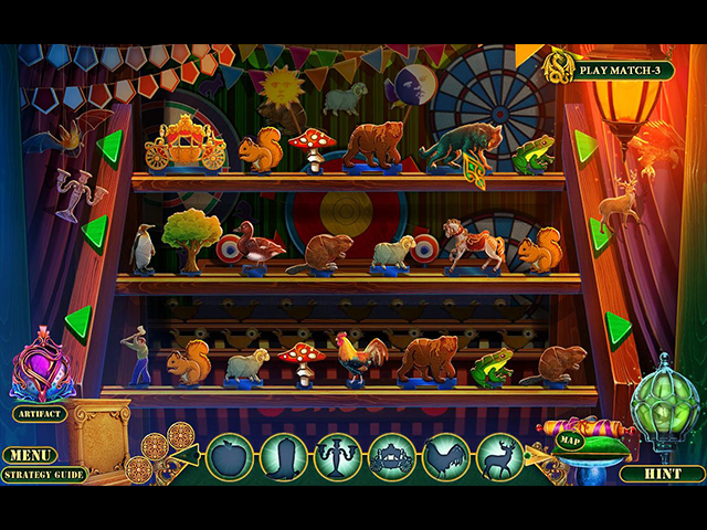 Enchanted Kingdom: Arcadian Backwoods - Screenshot