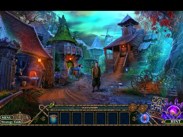 Enchanted Kingdom Game