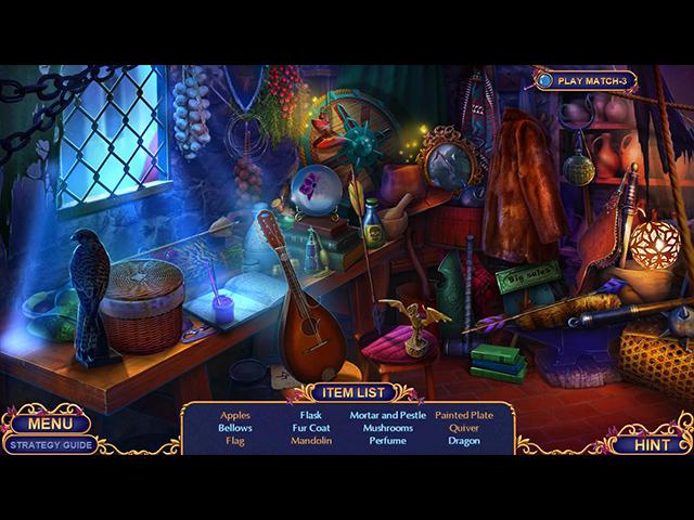 Enchanted Kingdom: Frost Curse - Screenshot