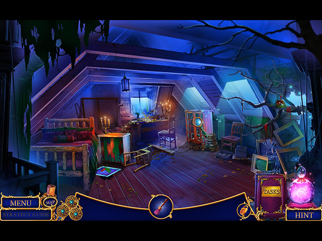 Enchanted Kingdom: The Secret of the Golden Lamp Collector's Edition - Screenshot