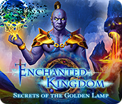 Enchanted Kingdom: The Secret of the Golden Lamp Walkthrough