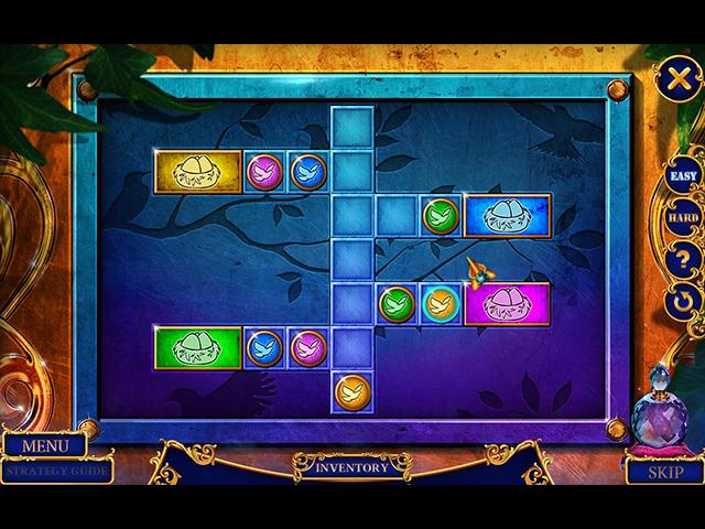 Enchanted Kingdom: The Secret of the Golden Lamp - Screenshot