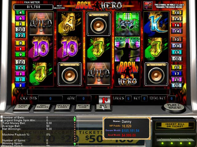 Video for Epic Slots: Rock Hero