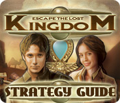 Escape the Lost Kingdom Strategy Guide