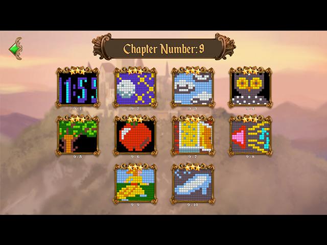 Fables Mosaic: Cinderella - Screenshot