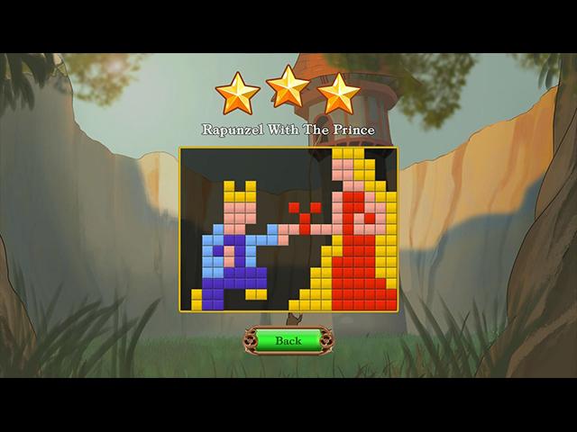 Fables Mosaic: Rapunzel - Screenshot