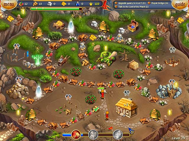 Fables of the Kingdom II > iPad, iPhone, Android, Mac & PC