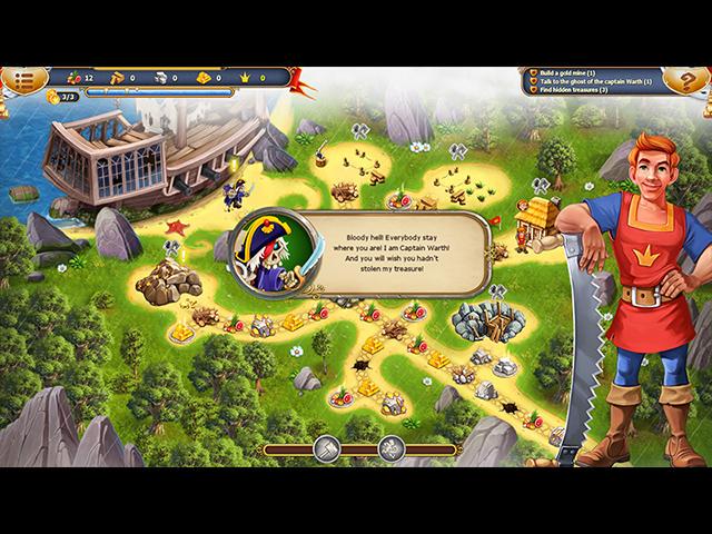 Fables of the Kingdom III - Screenshot