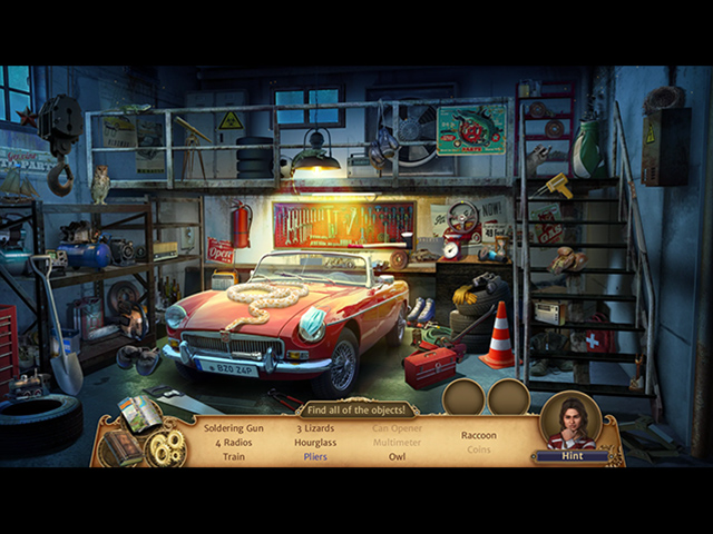 Faircroft Antiques: The Heir of Glen Kinnoch Collector's Edition - Screenshot