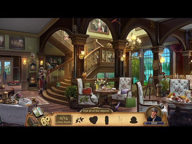 Faircroft Antiques: The Heir of Glen Kinnoch - Screenshot
