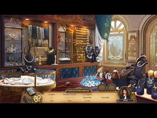 Faircroft's Antiques: Treasures of Treffenburg - Screenshot