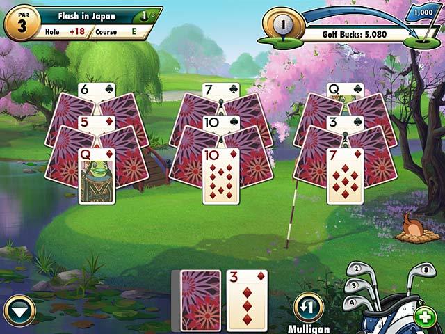 Fairway Card Game 3
