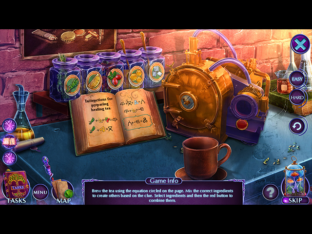 Fairy Godmother Stories: Miraculous Dream in Taleville Collector's Edition - Screenshot