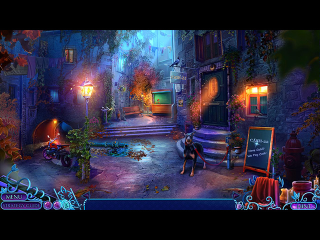 Fairy Godmother Stories: Puss in Boots Collector's Edition - Screenshot