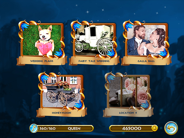 Fairytale Mosaics Cinderella 2 - Screenshot