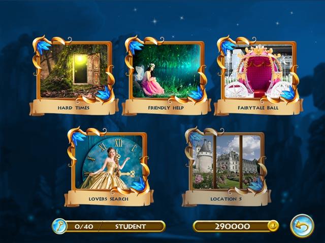 Fairytale Mosaics Cinderella - Screenshot