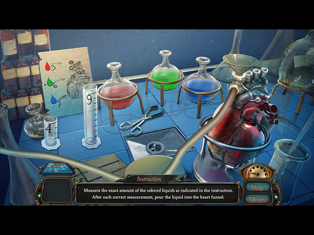 Family Mysteries: Criminal Mindset Collector's Edition - Screenshot