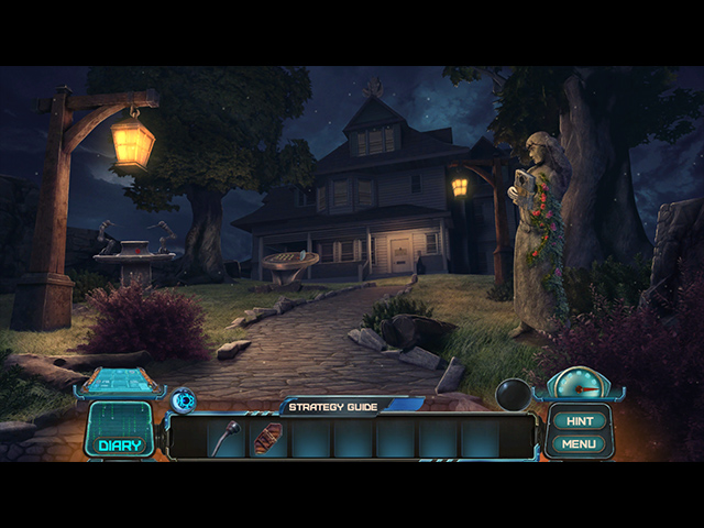 Family Mysteries: Echoes of Tomorrow Collector's Edition - Screenshot